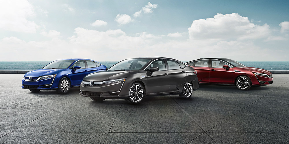 Honda Roadside Assistance >> Go Green With the New Honda Clarity - CAA South Central Ontario